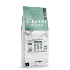 Nordic Nature Sensitiv Skin & Coat 12kg