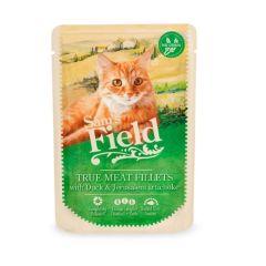 Sam's Field Cat Pouch And & Artisjokk 85g