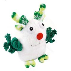 Snow World Snowy & Knotty Reindeer