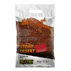Exo Terra Stone Desert Rød 5 Kg