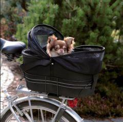 Sykkelsete for hund