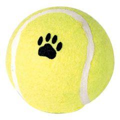 Tennisball 6 cm til hund