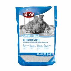 Trixie Simple'n'Clean Silicate kattesand 1 liter