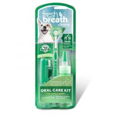 Tropiclean Oral Care Kit Small Dogs