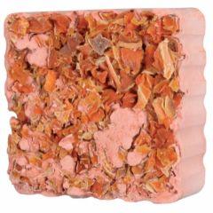 Mineralstein Med Gulrot