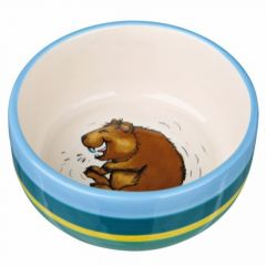 Keramikk Skål Marsvin
