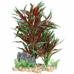 Plastik Plante I Grus,28 Cm