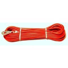 Langline Vinter 6mm 15m Rød