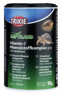 Vitaminer og mineraler for reptiler
