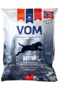 Vom Active fullfôr med laks kjøttboller 0,56 kg
