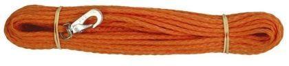 Alac Sporline flettet nylon 15m Oransje