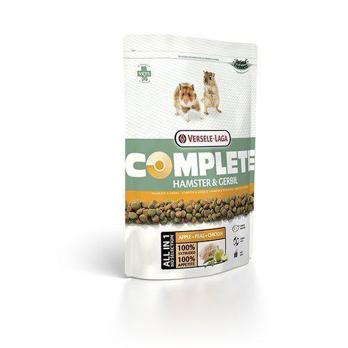 Complete Hamster & ørkenrotte 500g