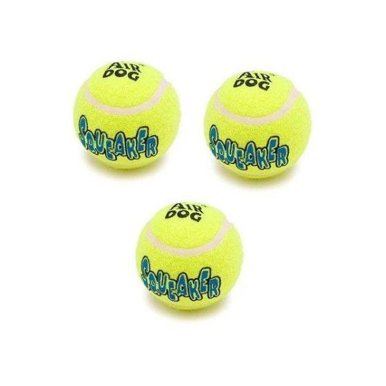 Air Kong Squeaker ball 4 cm 3 stk