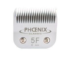Skjær nr 5f , 6 mm Phoenix