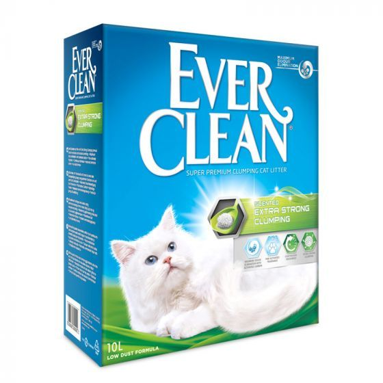 Ever Clean Extra Strong Clumping Scented 10L