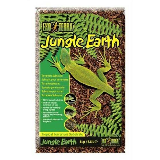 Exo Terra Jungle Earth 8,8 L