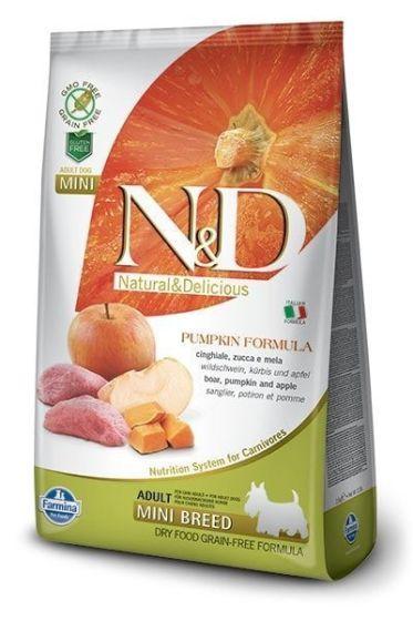 Farmina Dog N&D Pumpkin Boar & Apple Adult Mini 2,5kg