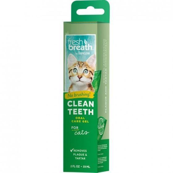 Fresh Breath Clean Teeth Cat 59 ml