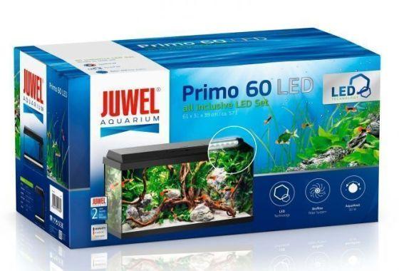 Juwel Akvarium Primo 60 LED - Sort