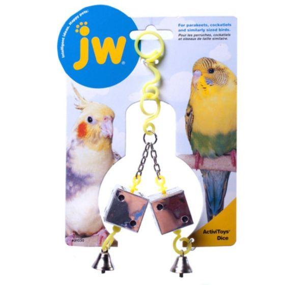 Jw Activitoy Dice Toy Fugleleke