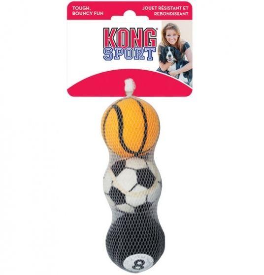 Kong Sport Balls Medium 3 Stk