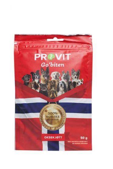 Provit Go´biten frysetørket oksekjøtt