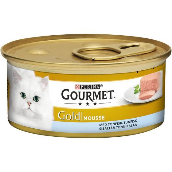 Purina Gourmet Gold Tunfisk Mousse 85 g