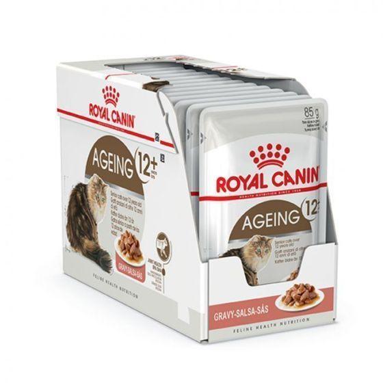 Royal Canin Ageing 12+ Gravy 12 x 85g