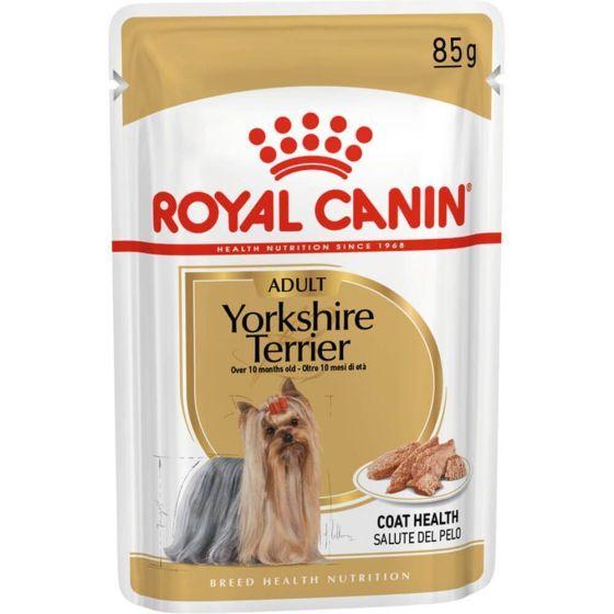 Royal Canin Yorkshire Terrier Adult Våtfôr 12 x 85 g