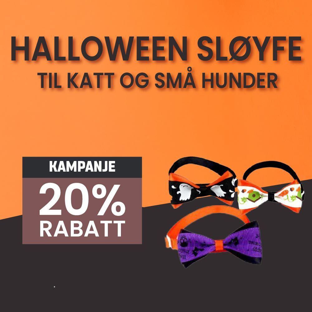 Halloween sløyfer